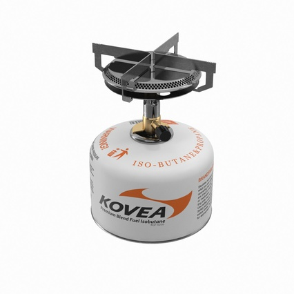 Single Burner Camping Gas Stove Kovea. Render 3