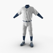 Baseball Player Outfit Generic 8. Preview 3