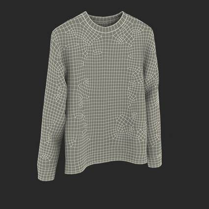 Sweaters Collection. Render 5