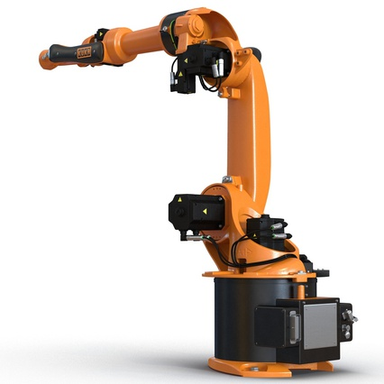 Kuka Robots Collection 5. Render 27