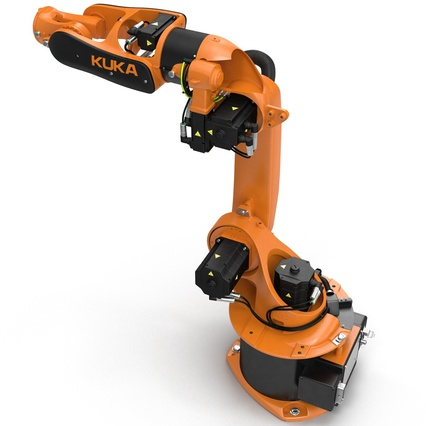 Kuka Robots Collection 5. Render 51