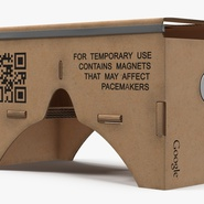 Google Cardboard VR Headset. Preview 11