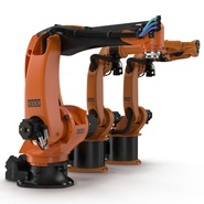 Kuka Robots Collection 5. Preview 12