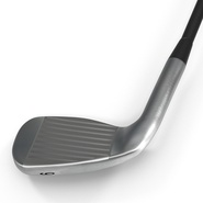 9 Iron Golf Club Generic. Preview 15