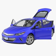 Chevy Volt 2016 Rigged