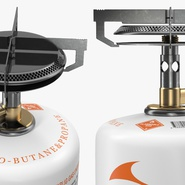 Mini Camping Gas Stove Kovea. Preview 12