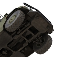 Russian Mobility Vehicle GAZ Tigr M Rigged. Preview 62