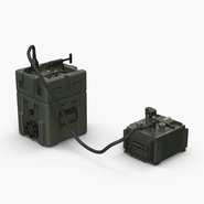 TOW Missile Guidance Set and Battery. Preview 6