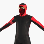 Speed Skater Suit Generic. Preview 10