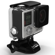 GoPro HERO4 Black Edition Camera Set. Preview 34
