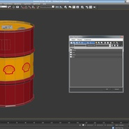 Oil Barrel Shell. Preview 18