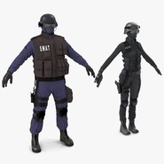 SWAT Policemans Collection