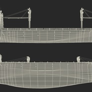 Sea Cargo Ship Generic. Preview 32